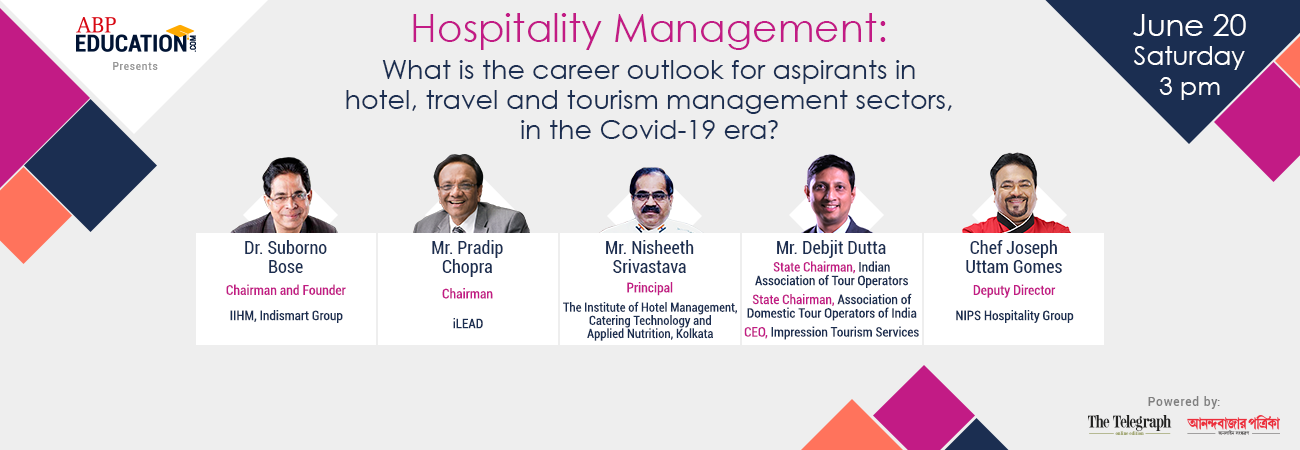 Hospitality Management: What is the career outlook for aspirants in hotel, travel and tourism management sectors, in the Covid-19 era?
