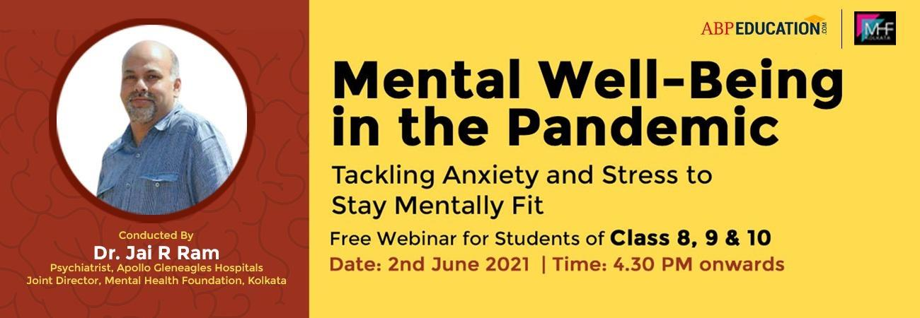 Tackling Anxiety & Stress to Stay Mentally Fit