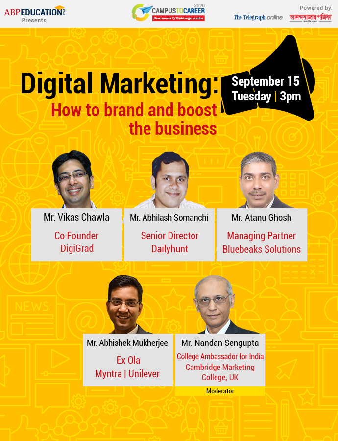 Digital Marketing: How to brand and boost the business