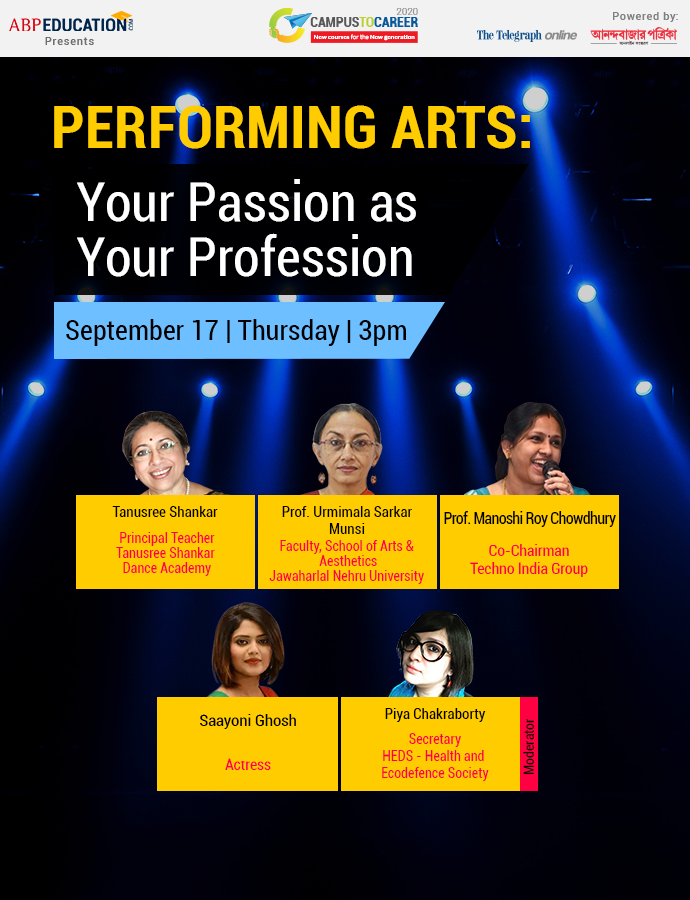Performing Arts - Your Passion as Your Profession