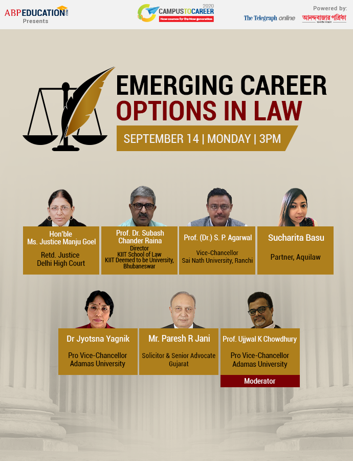 Emerging Career Options in Law